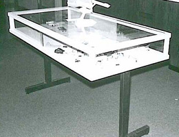 Display Case Stand