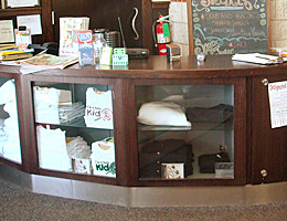 Suite 49 - Grand Forks, SD Service Counter